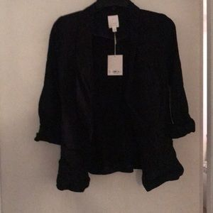 Light weight black blazer NWT!!